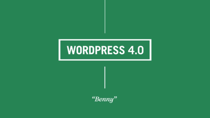 wordpress 4.0
