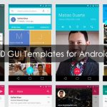 GUI Templates for Android