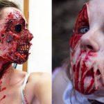 20 Creepiest Halloween Makeup Ideas