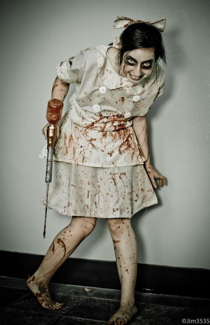 20_Creepiest_Halloween_Makeup_Ideas  sc 1 st  Downgraf & 20 Creepiest Halloween Makeup Ideas
