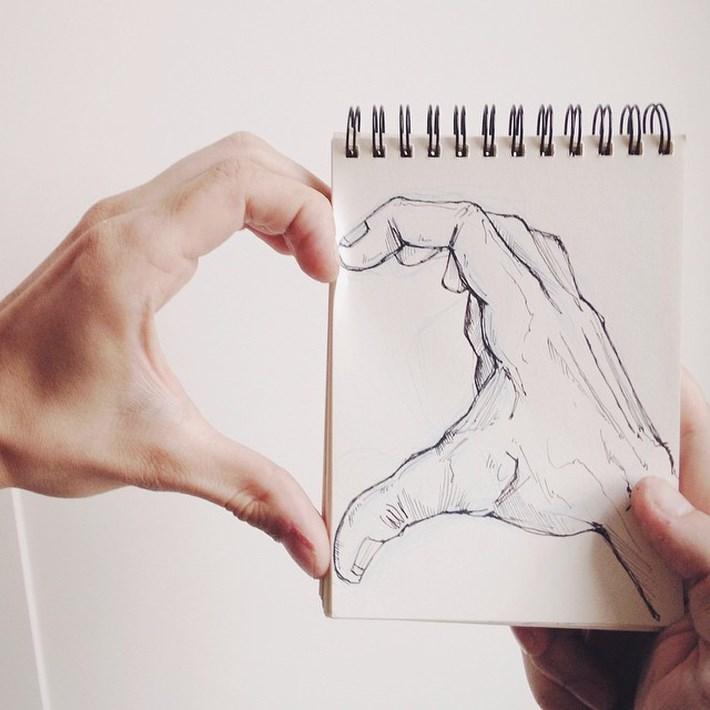 Creates Interactive Doodles Sketches