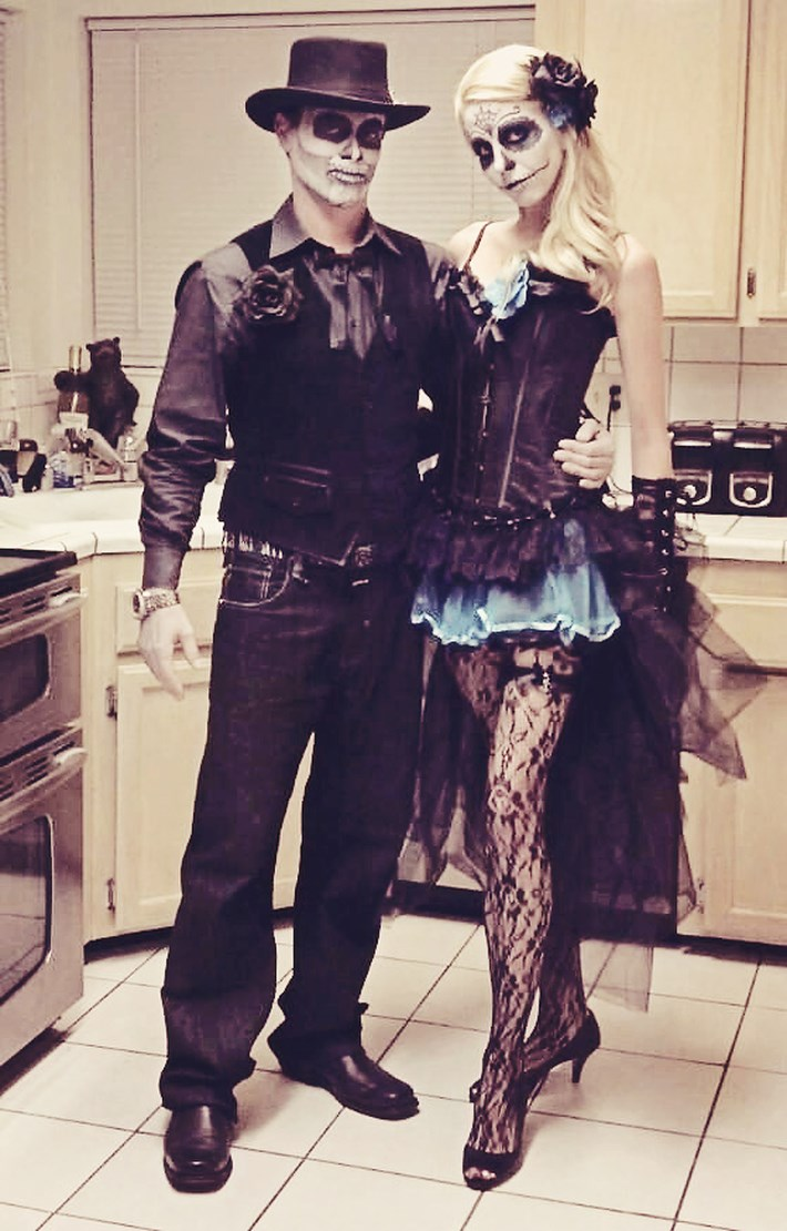 Halloween costumes ideas 2014 for couples - Deguisement halloween couple ...