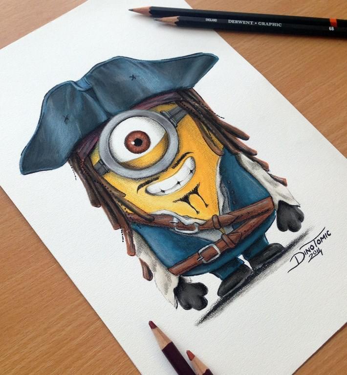Wonderful Pencil Drawings