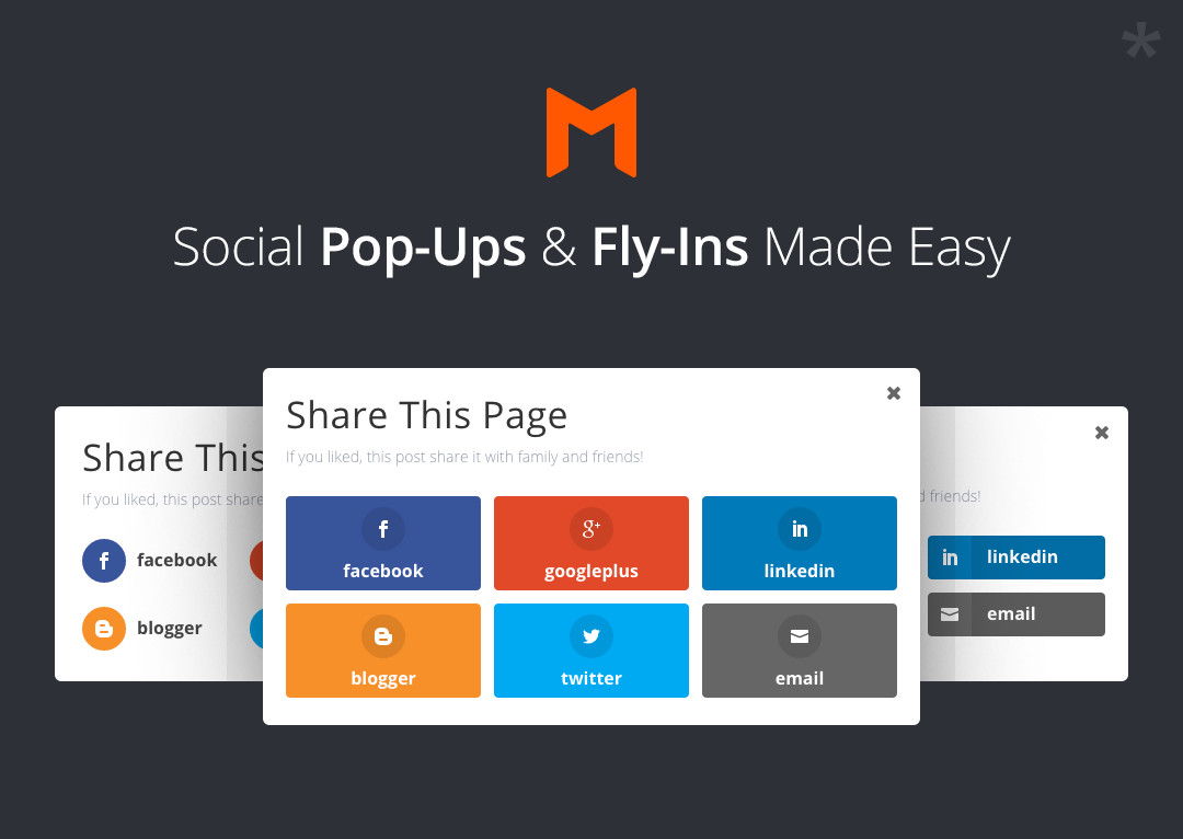 Giveaway: Win 2 Developer subscriptions of Social Sharing Plugin Monarch 3