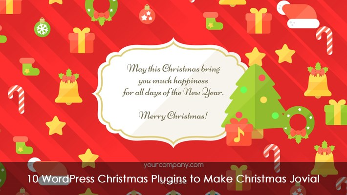 10 WordPress Christmas Plugins to Make Your Christmas Jovial