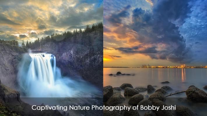 Captivating Nature Photography of Bobby Joshi