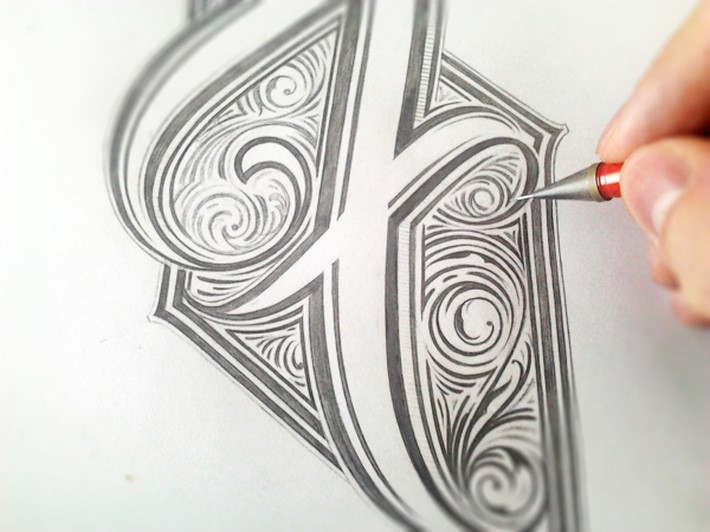 Graceful_Hand_Lettering_of_Mateusz_Witczak