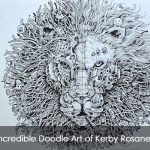 Incredible Doodle Art of Kerby Rosanes
