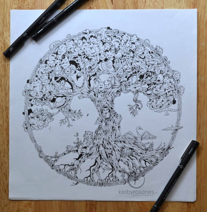 Incredible_Doodle_Art_of_Kerby_Rosanes