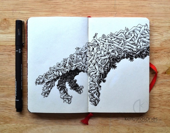 Incredible Doodle Art