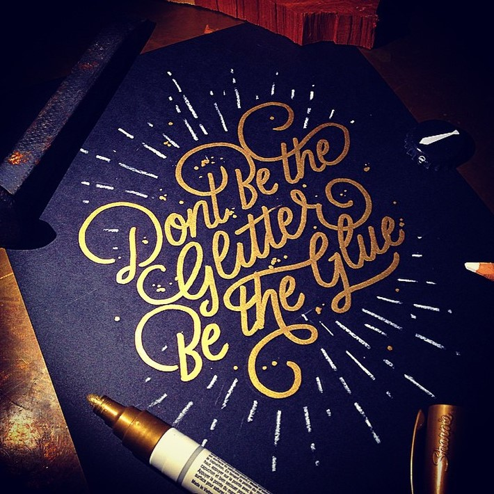 Stunning Hand Lettering