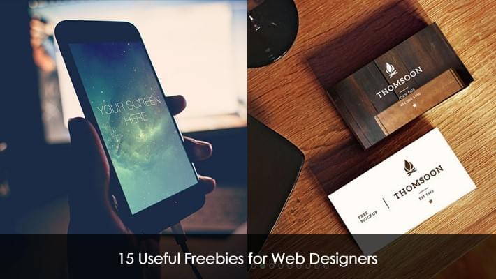 15 Useful Freebies for Web Designers