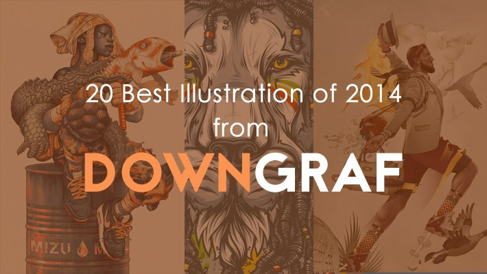 20 Best Illustration of 2014