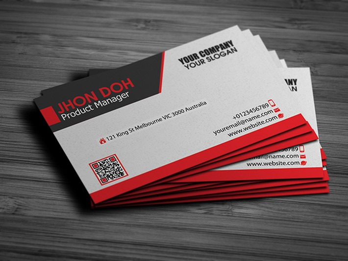 20 fresh business card ideas for inspiration creative business card reheart Images