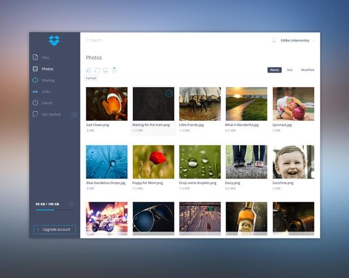 Dropbox-UI
