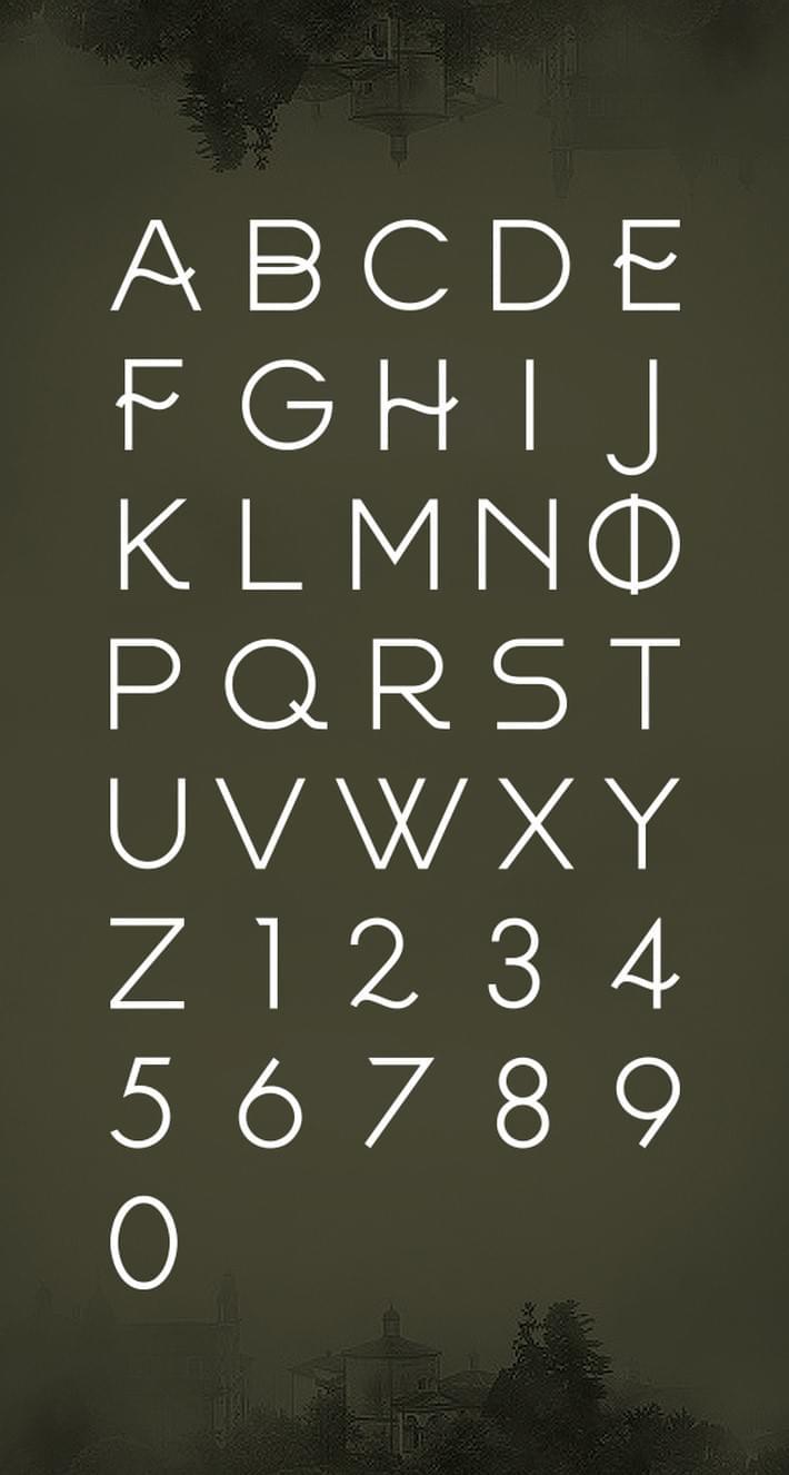 FRINCO-Free-Font