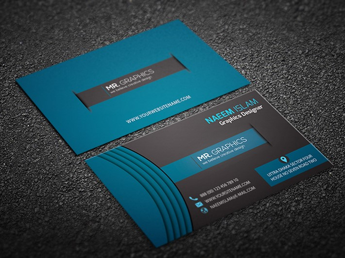Fresh Business Card Ideas For Inspiration