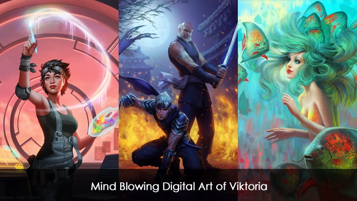 Mind Blowing Digital Art