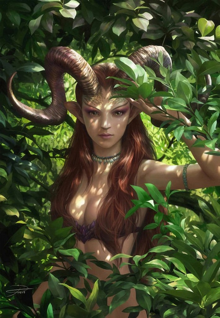 Stunning Fantasy Art