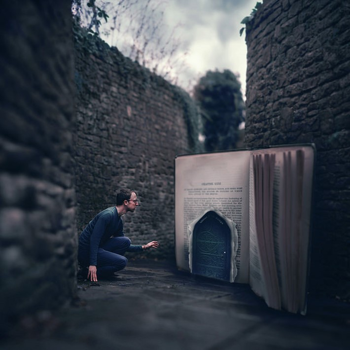 Stunning Surreal Self-Portraits