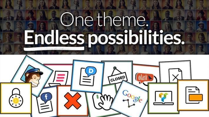 WP Themes Revolutionize Web Design
