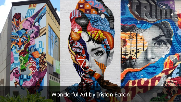 Wonderful Art by Tristan Eaton