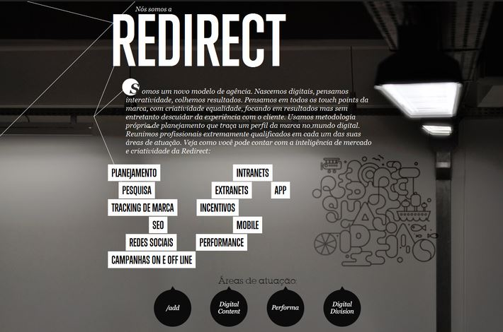 Black and White Web Design Inspiration