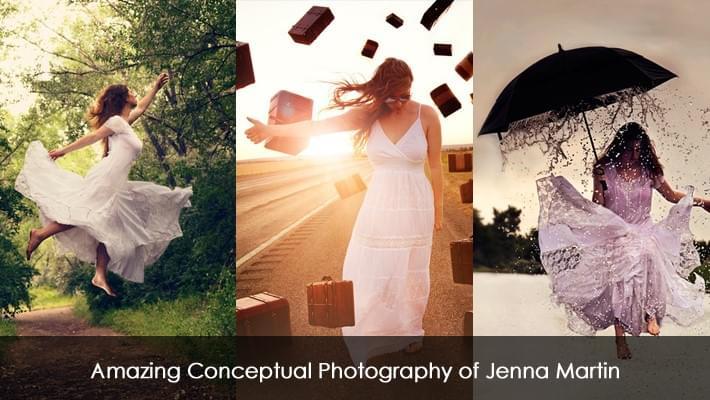 Amazing Conceptual Photography of Jenna Martin