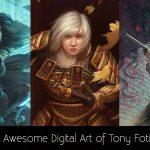 Awesome Digital Art of Tony Foti