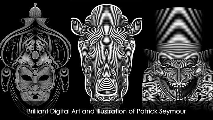 Brilliant Digital Art and Illustration