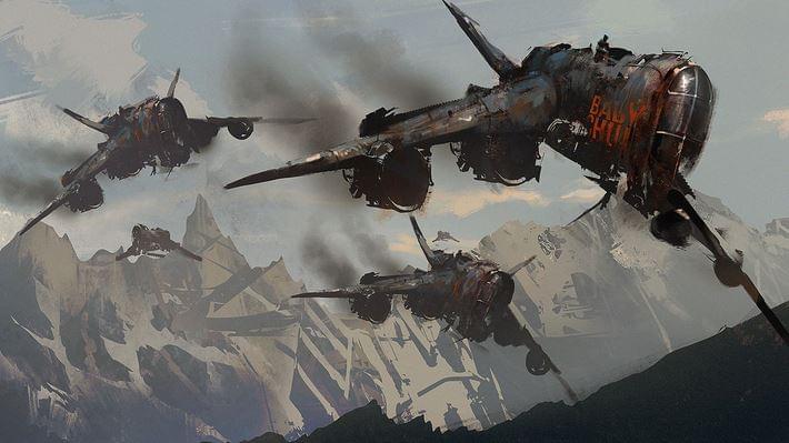 Brilliant-Concept-Art-of-Darek-Zabrocki