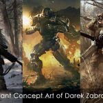 Brilliant Concept Art of Darek Zabrocki