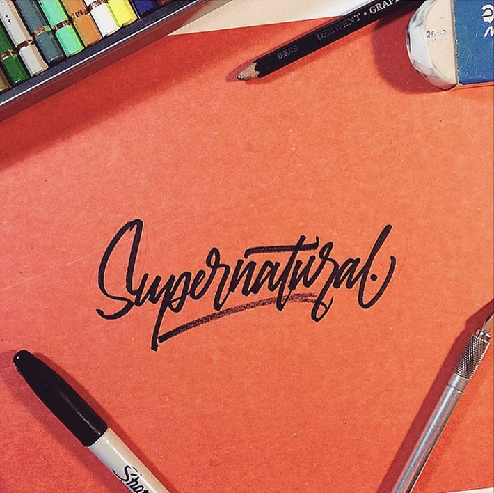 Outstanding Lettering Inspiration