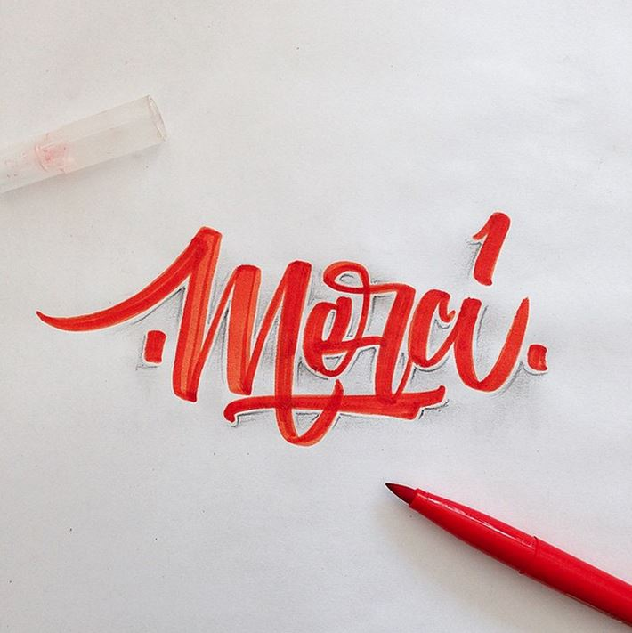 Magnificent Calligraphy and Lettering