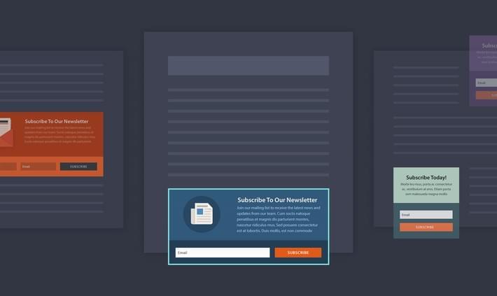 email opt-in plugin bloom inline