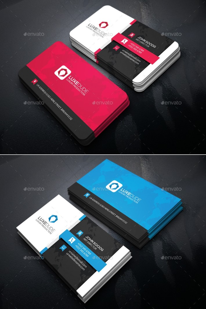 10 Best Business Card Design Ideas