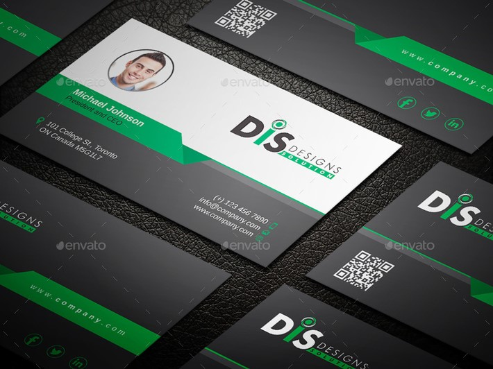 10 best business card design ideas reheart Gallery