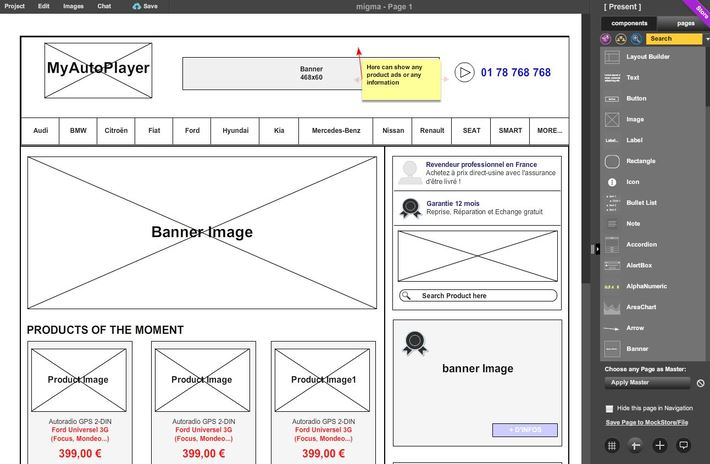 12 Best Wireframing Tools and Wireframe Apps