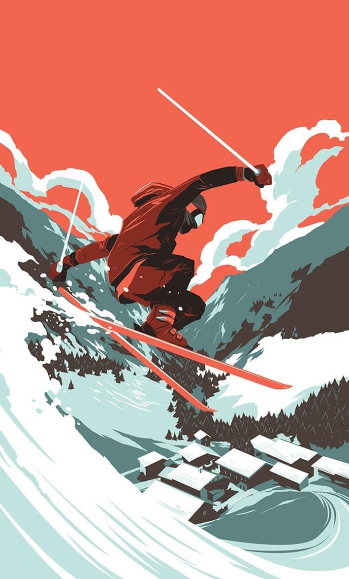 Excellent Illustrations by Matt Taylor