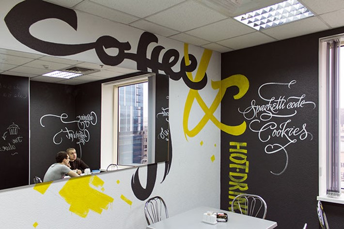 Hand-Lettered-Wall-Painting