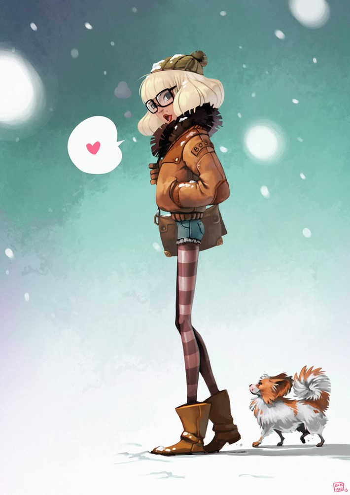 Superb-Character-Design-Illustration