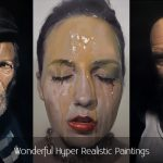 Wonderful Hyper Realistic Paintings