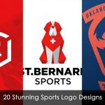 20 Stunning Sports Logo Designs
