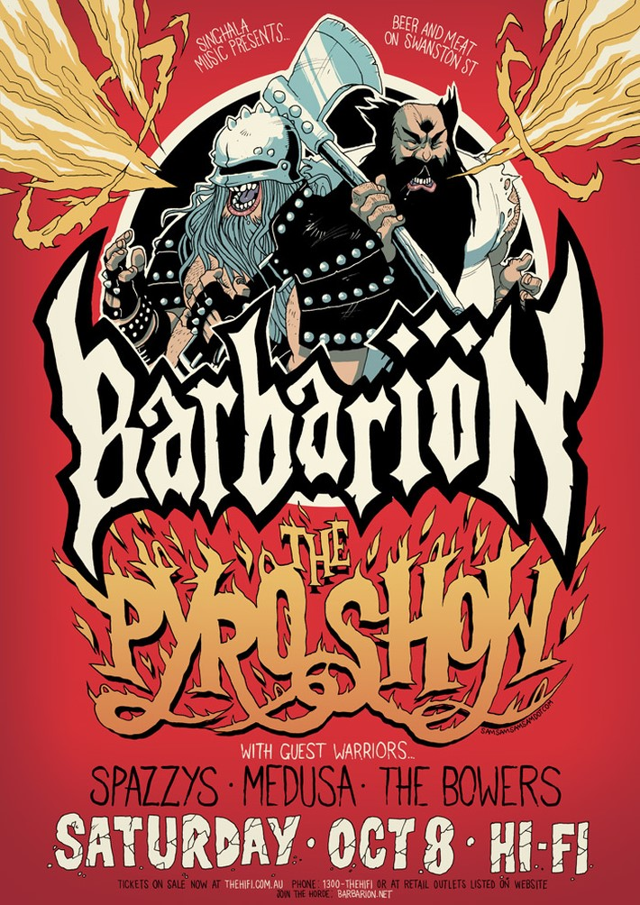 Awesome-Gig-Poster-Designs