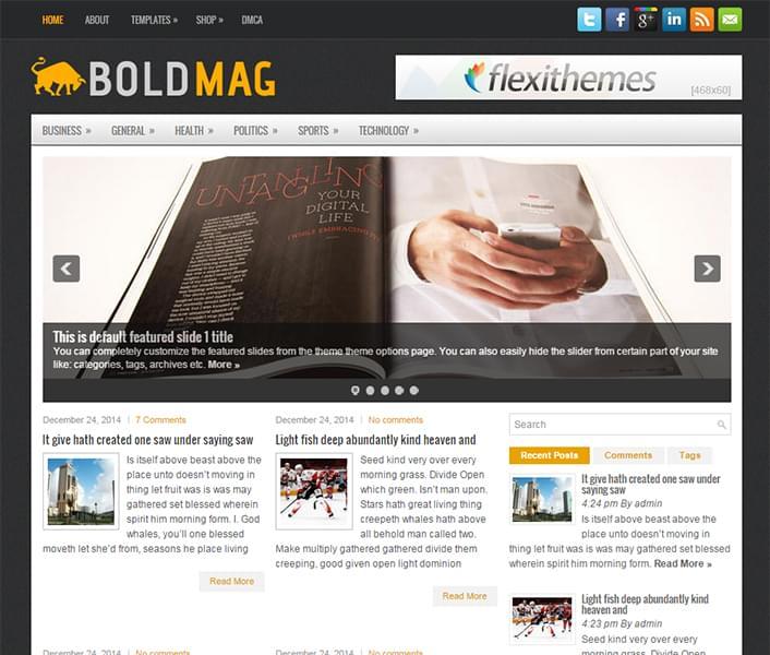 BoldMag