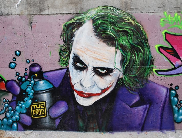 Spectacular Street Art