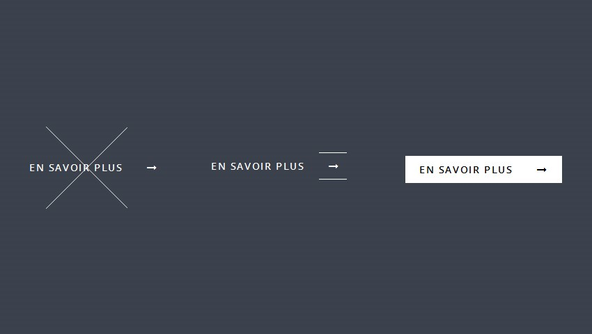Simple Ideas for Hover Effects with HTML5 and CSS3