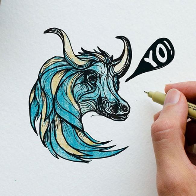 Brilliant-Animal-Alphabet-Illustrations
