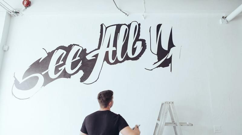 Outstanding Vitaly Mural