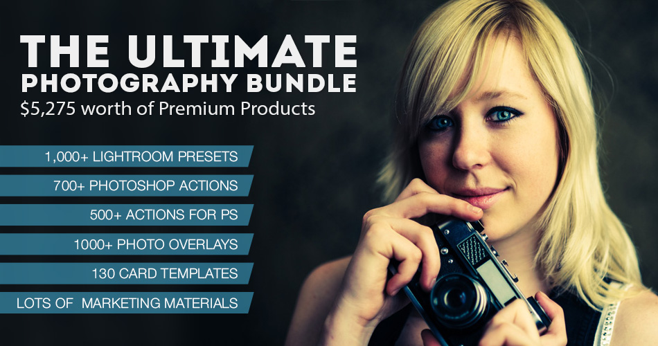 The Ultimate Photography Bundle
